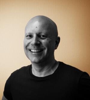 Chris Carter portrait