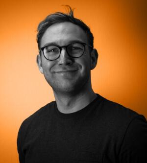 Tom Swann portrait hover