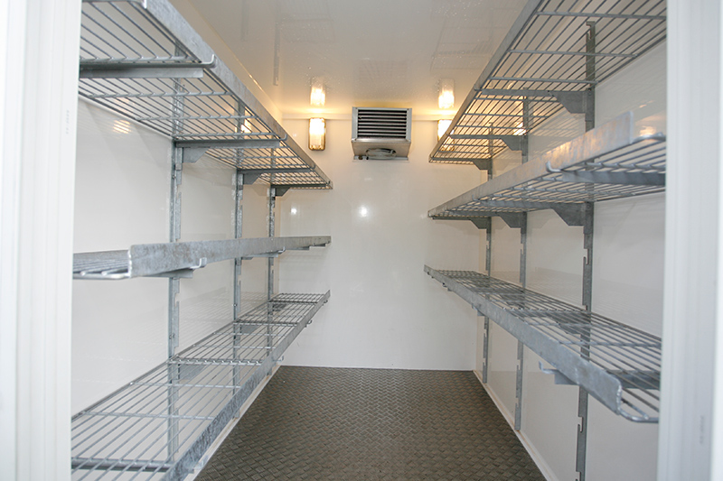 large cold room for hire