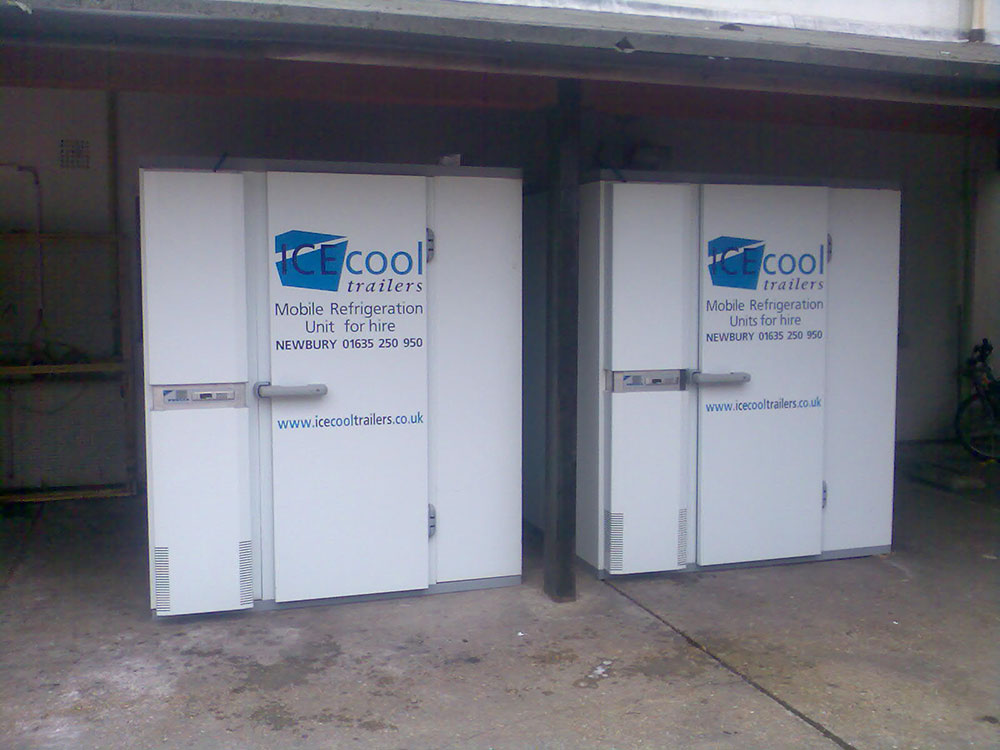 Cold Room Storage for Bakeries and Delis