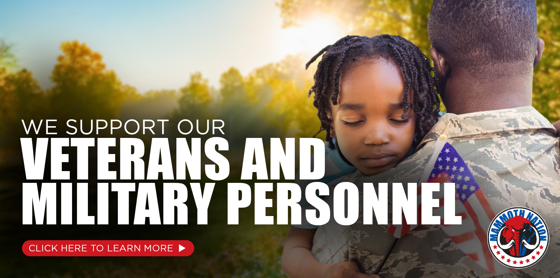 Veterans and Military Personnel