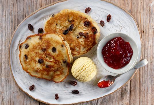 Norwegian Pancakes (Svele)