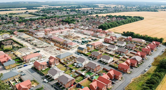 180+ Homes at Ludgershall (Phases 1-5)