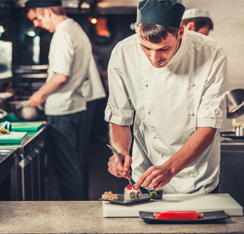 tax accounting for culinary, hospitality industry